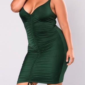 Fashion nova body con dress